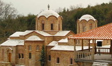 Ιερά Πατριαρχική και Σταυροπηγιακή Μονή Αγίου Διονυσίου εν Ολύμπω