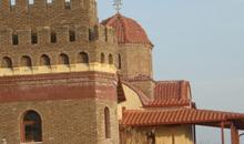 Ιερά Μονή Οσίου Εφραίμ στην Κονταριώτισσα