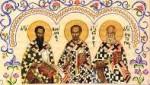 Οι Τρείς Ιεράρχες για τις δύσκολες μέρες μας