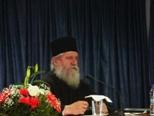 Oμιλία του Kαθηγουμένου της Ιεράς Μονής Αγίου Διονυσίου του εν Ολύμπω, π. Μάξιμου